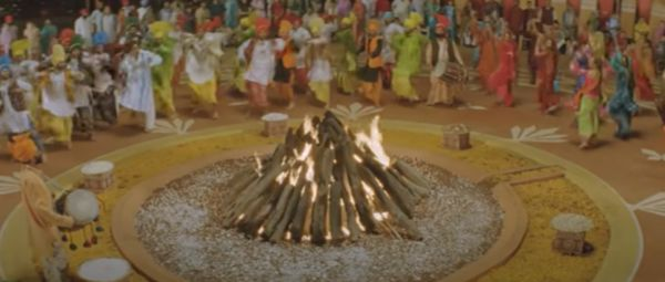Best Happy Lohri Wishes
