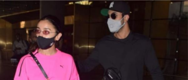 A Faux Pas In Airport Look? Here's Why Alia Bhatt's Monochrome Look Failed To Deliver