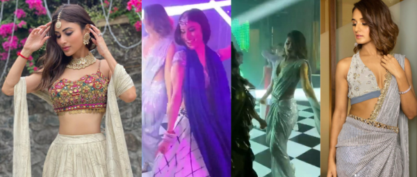 Shaadi Feels: Mouni Roy Grooving To This Dance Number Is Making Us Want to Shake A Leg RN!