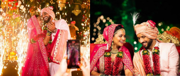 Punit Pathak Just Shared Unseen Pictures From His Wedding & We're Stunned