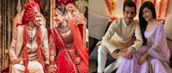 Yuzvendra Chahal & Dhanashree Verma's Wedding Pictures Are As 'Royal' As They Can Get
