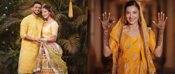 Gauahar Khan Just Shared Her Mehendi Pictures & We Are Dazzled By Her Bridal Glow