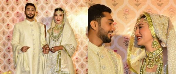 Gauahar-Zaid Just Said 'Qubool Hai' & We're Awestruck By The Couple's Nawabi Grace