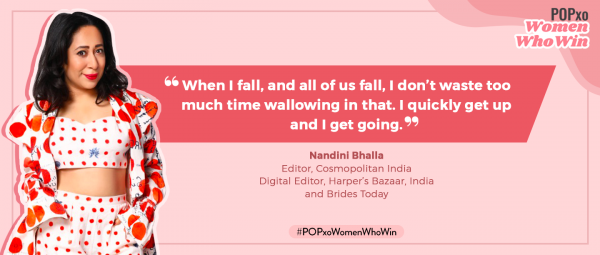 Cosmo Editor Nandini Bhalla On Running A Fashion Mag & What She Learned Along The Way