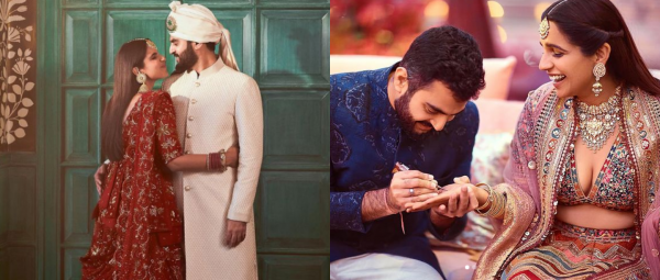 This Couple Gave Up Their Italy Wedding To Get Married At Agra 'Coz Love Is All You Need