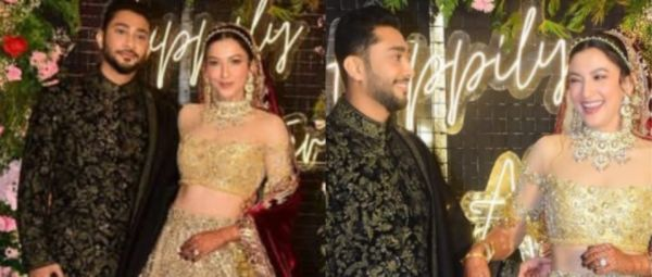 So Royal! From Outfits To Guest List, All You Need To Know About Gauahar-Zaid's Reception