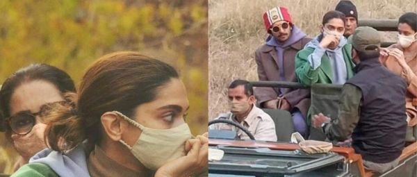 Deepika Padukone & Ranveer Singh's New Year Trip Was A Dreamy Escape & The Pics Say It All