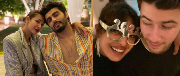 Bonfires, Kisses & Snuggles: B-Town Ditched The Parties & Opted For A Cosy Start To 2021