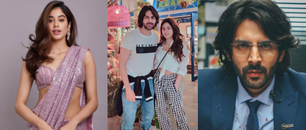 Kartik Aaryan & Janhvi Kapoor Are In Goa Together & We Wanna Know If Something's Brewing
