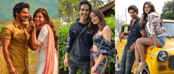 New B-Town Romance Alert! Ishaan Khatter Calls Ananya Panday His Muse & We Wanna Know More