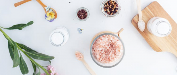 bath salts for mind and body