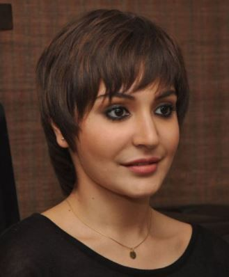 small pixie hairdo hairstyles for oval face female indian
