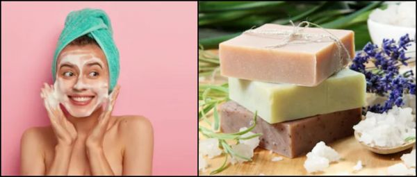 Home Made Soap, Glowing Skin, non chemical Soap
