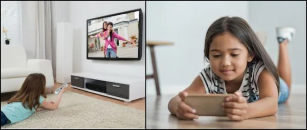Kids screen time, how to reduce kids screen time, Child, Kids, Habit