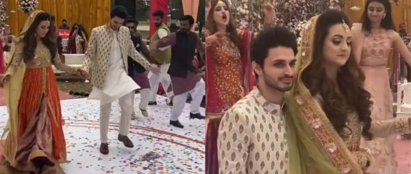 This Pakistani Couple Dancing On Bollywood Songs Is The Cutest Thing You'll Watch Today