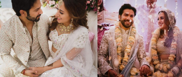 Varun-Natasha's Mehendi Pics Are Out & They Look Straight Out Of A Fairytale