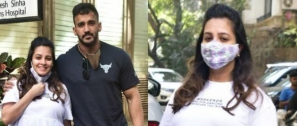 Mom-To-Be Anita Hassanandani Championed Yet Another Comfy Look With Her Maternity Style