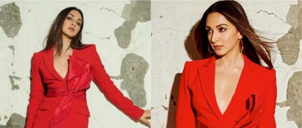 Red-Hot! Kiara Advani's Power-Packed Party Look Should Be On Your Radar (& In Your Closet)