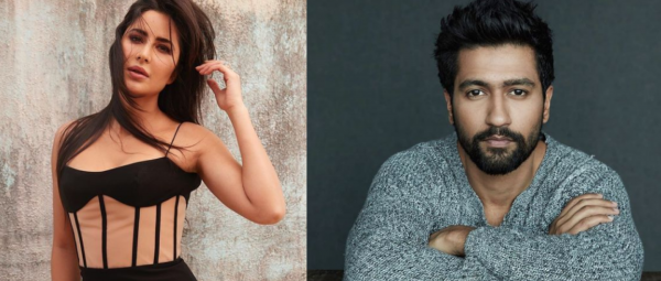Oops, She Did It Again: Fans Are Convinced Katrina Kaif's Selfie Features Vicky Kaushal