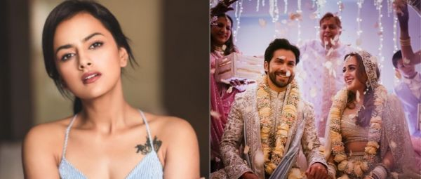 This Actress Wished Varun Dhawan For His Wedding With A Spot On Dig At Patriarchy