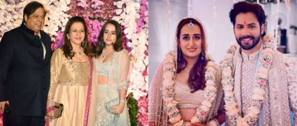 Why Is Natasha Dalal Getting Trolled For Repeating Jewellery At Her Wedding?