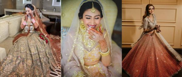 Loved Natasha Dalal's Bridal Look? Here Are 5 Off-Beat Hues That Will Look Equally Unique
