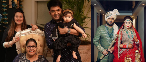 Congratulations! Kapil Sharma & Ginni Chatrath Welcome Their Second Child