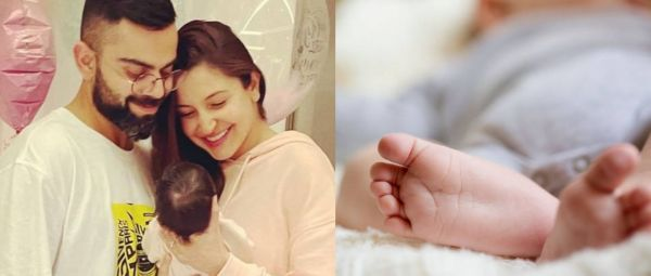 virat kohli and anushka sharma daughter name meaning photo viral, virat kohli and anushka sharma, vamika