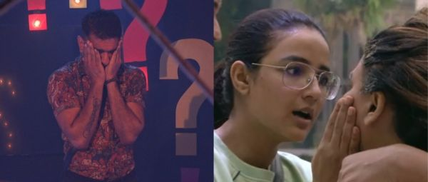 9 WTH Moments From Bigg Boss 14 That'll Make You Ask How Much Cringe Is Too Much?
