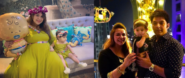 We Got Hold Of An Unseen Pic From Kapil Sharma & Ginni's Baby Shower & It's Super Adorbs!