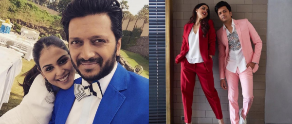 Surprise Party & Love Notes: Genelia-Riteish Celebrate 9th Anniversary With So Much Pyaar!