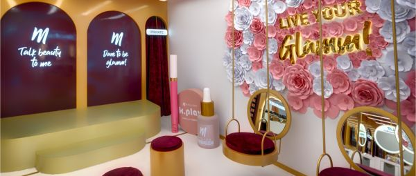things to do at the MyGlamm Experience store