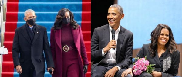 Baby, You Are Gorgeous: Barack Obama's Reaction On Michelle's Iconic Look Is Everything!