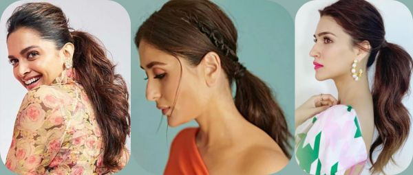 Stylish Ponytail Hairstyles for all Type of Hair Length, Ponytail Hairstyles