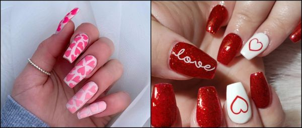 Show Your Nails Some Love: 6 OTT Manicure Ideas For Your Valentine's Day Date