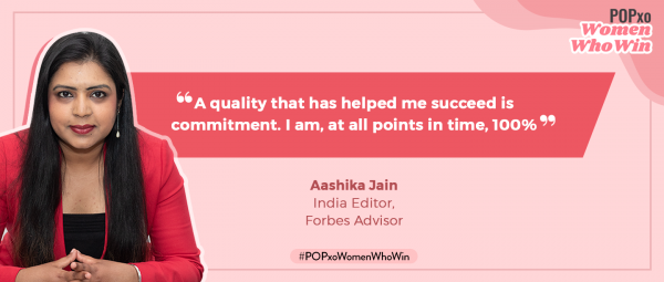 Forbes Advisor Editor Aashika Jain On The Key To Thriving In The Evolving Media Industry