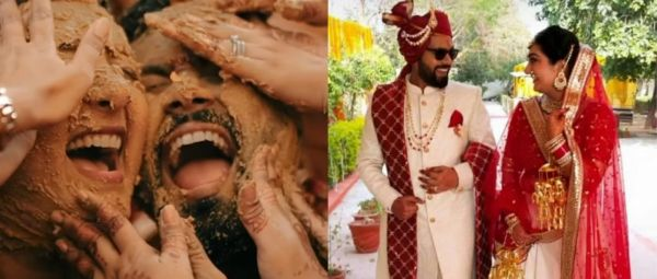 How Much Fun Is Too Much Fun? You Gotta Watch This Couple's Haldi Video To Find Out