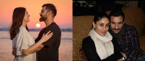 how bollywood celebrated Valentine's Day