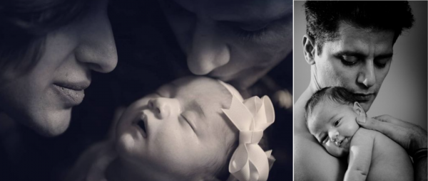 Karanvir Bohra Shares The First Picture Of His Little Angel & We Know Her Name