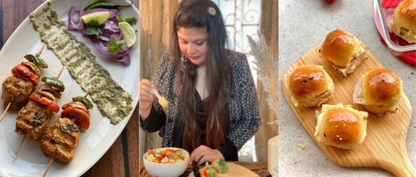 Oh-So-Delicious: 5 Fun Recipes By Chef Tanisha Mehra To Get Your House Party Started