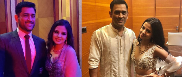 MS Dhoni & Sakshi Set The Dance Floor On Fire At Friend's Wedding & We Want More!