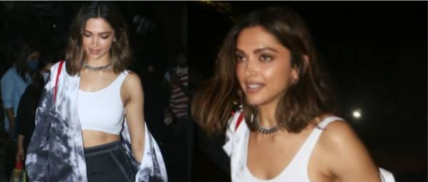 Don't Know About You But We're Stepping Into Spring With Deepika Padukone's Oh-So-Hot OOTN