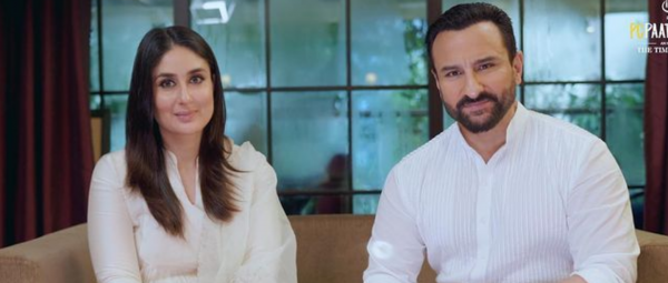 Saif & Kareena Are All Set To Introduce Their Newborn To Fans But Wait, There's A Twist!