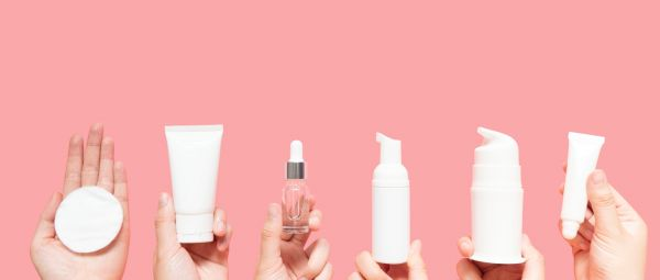 restocking beauty products