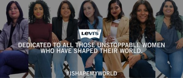 Levi's® #ISHAPEMYWORLD Campaign Is Celebrating 7 Women Who Impacted Our Lives In 2020