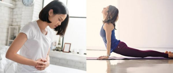 exercise during periods, Best exercise during periods