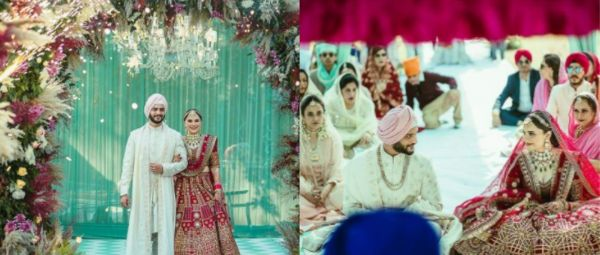 Rab Ne Bana Di Jodi: This Hands Down Is The Cutest Wedding Video You'd Watch Today