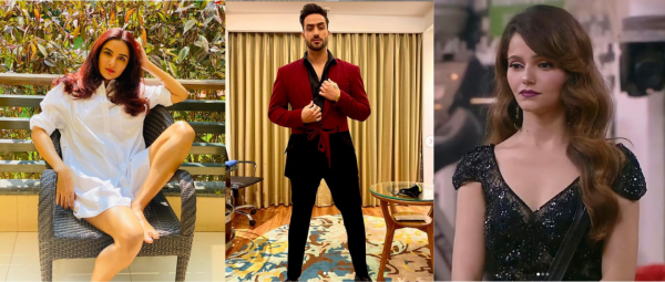 Rubina Dilaik's Recent Post For Aly Goni Hints Her Rivalry With Jasmin Bhasin Is Still On