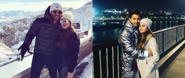 Varun Dhawan Shares Unseen Pics With Natasha, But It's The Caption That Won Our Hearts!