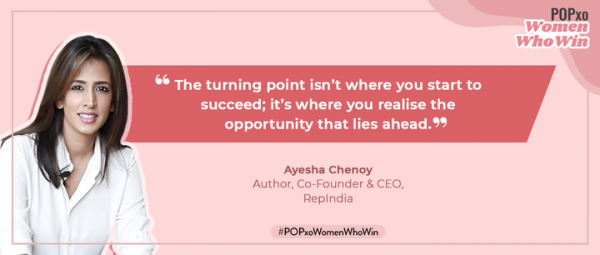 Digipreneur Ayesha Chenoy On Her First Book & Starting A Digital Revolution In India